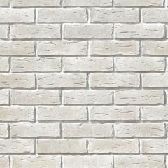 Плитка облицовочная White Hills Сити Брик 375-00 белая 1.47 м²