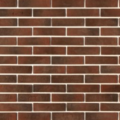 Плитка облицовочная White Hills Терамо Брик 351-40 коричневая 0.65 м²