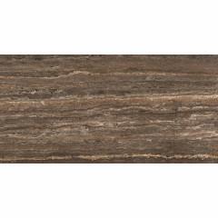 Керамогранит Progres Колизей Бруно-Colosseo Bruno темно-коричневый 300х600 мм