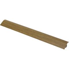 Порог пластиковый Salag С42 ламинированный дуб натуральный 42 мм длина 0.93 м