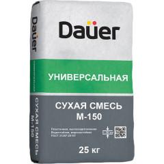 Сухая смесь Dauer М150 универсальная 25 кг