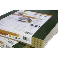 Подложка Isoplaat 1200х600х10 мм 7.2 м2