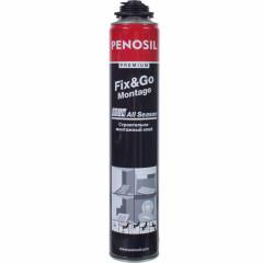 Пена-клей полиуретановая Penosil Fix&Go Montage 750 мл