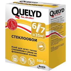 Клей обойный Bostik Quelyd Стеклообои 0.5 кг