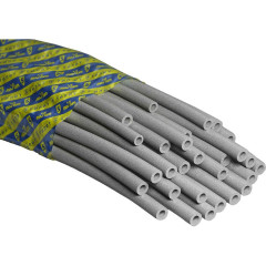 Трубка теплоизоляционная Тилит Супер толщина 20 мм диаметр 110 мм длина 2 м