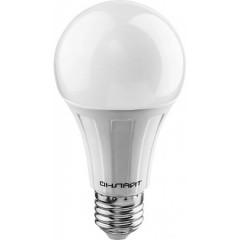 Лампа светодиодная Онлайт груша матовая E27 15W 230V 4000K OLL-A60-15-230-4K-E27