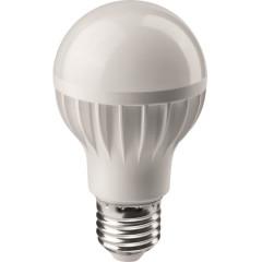 Лампа светодиодная Онлайт груша матовая Е27 12W 230V 4000K OLL-A60-12-230-4K-E27