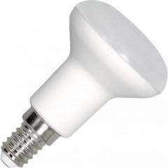 Лампа светодиодная Онлайт рефлектор матовый E14 5W 230V 2700K OLL-R50-5-230-2.7K-E14