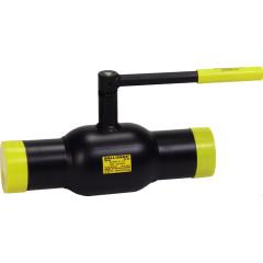 Кран шаровой стальной для теплоснабжения Broen Ballomax с/с DN 150 PN 25 с рукояткой