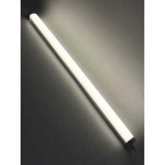 Влагозащищенный светильник Онлайт ODSP-02-45-4K-LED IP65 без решетки белый