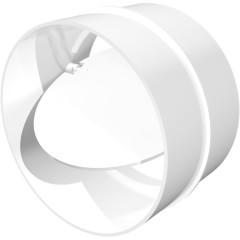 Соединитель Эра 10СКПО с обратным клапаном 100 мм