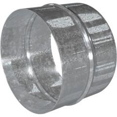 Соединитель Эра 12.5ПЦ оцинкованный 125 мм