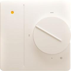 Терморегулятор для теплого пола Национальный комфорт 701 белый