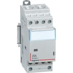 Модульный контактор Legrand 412535 CX 25А 4НО 230/400В 2 модуля