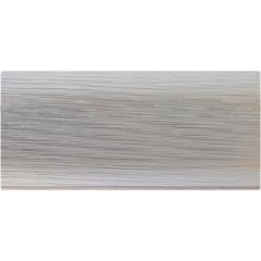 Плинтус ПВХ T-plast Чайка 2500x58x22 мм дуб снежный 100