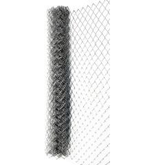 Сетка рабица Каскад оцинкованная 50х50 мм 1.5х10 м