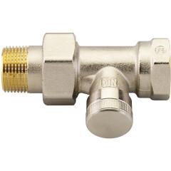 Клапан запорный Danfoss RLV 20 прямой