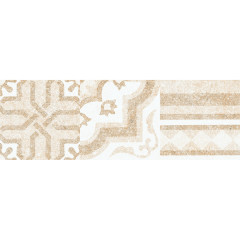 Керамогранит Axima VIENNA светло-бежевый декор 3 200x600 мм