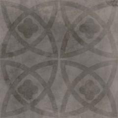 Керамогранит Axima MADRID серый декор 2 600x600 мм