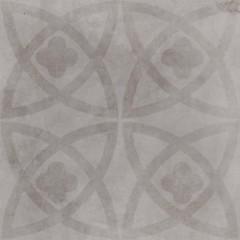 Керамогранит Axima MADRID светло-серый декор 2 600x600 мм