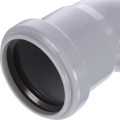 Отвод полипропиленовый Ростурпласт 50 мм 45 градусов