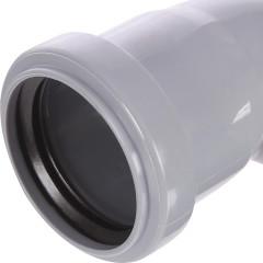 Отвод полипропиленовый Ростурпласт 50 мм 67 градусов