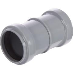 Муфта полипропиленовая Ростурпласт соединительная с перегородкой 32 мм