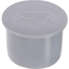 Заглушка полипропиленовая Ростурпласт 40 мм