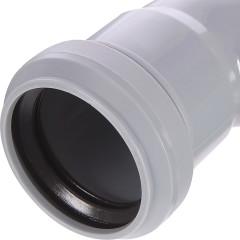 Отвод полипропиленовый Ростурпласт 40 мм 45 градусов