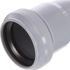 Отвод полипропиленовый Ростурпласт 40 мм 87 градусов