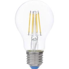 Лампа светодиодная Uniel GLA01TR LED-A60-7W/NW/E27 холодный