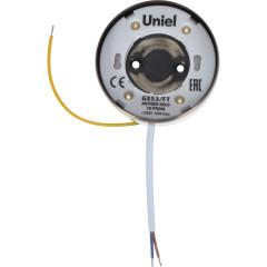 Светильник точечный накладой Uniel GX53 IP20 8.2 см Бронза