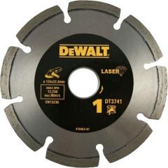 Алмазный круг универсальный Dewalt 125х22.23 мм 7.5 мм