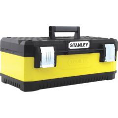 Ящик для инструмента Stanley желтый металлопластмассовый 26 дюймов 67.2х29.3х22.2см