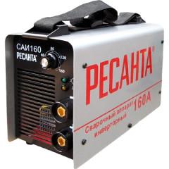 Аппарат сварочный инверторный Ресанта САИ-160