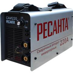 Аппарат сварочный инверторный Ресанта САИ-220