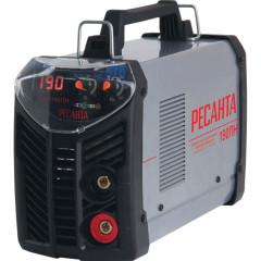 Аппарат сварочный инверторный Ресанта САИ-190ПН