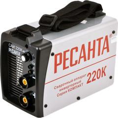 Аппарат сварочный инверторный Ресанта САИ-220К