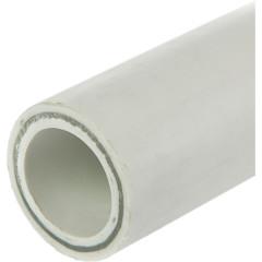 Труба Пластик ПП РВК-ORANGE SDR 7.4 d 50 мм длина 4 м
