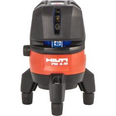 Лазерный нивелир Hilti PM 4-M 10 м 0.2 мм/м