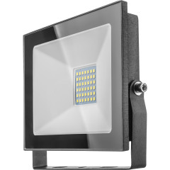 Прожектор Онлайт 50 Вт 4000 К IP65 черный 182x162x35 мм