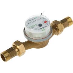 Счетчик воды крыльчатый Норма ИС СВКМ-20У для горячей и холодной воды