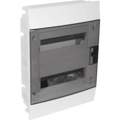 Бокс в нишу ABB Mistral41 1SLM004101A1205 24М прозрачная дверь c клеммами