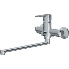 Смеситель для ванны и душа H2O by Damixa Scandi Start HFSS95000 с изливом