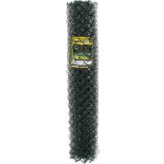 Сетка рабица Каскад ПВХ 50х50 мм 1.5х10 м
