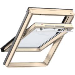 Мансардное окно Velux Optima Стандарт GZR MR08 3050 78x140 см ручка сверху