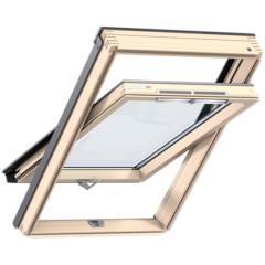 Мансардное окно Velux Optima Стандарт GZR MR06 3050В 78x118 см ручка снизу