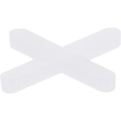 Крестик для кафеля 3D Крестики 4.0 мм, 100 шт.