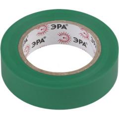 Изолента ПВХ Эра 150 мкм 15 мм x 10 м зеленая