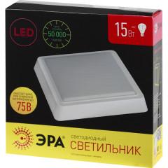 Светодиодный светильник ЭРА SPB-4-15-4K